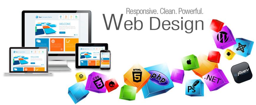 Customized Website Designing