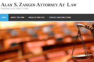 Alan S. Zangen Attorney At Law