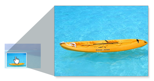 PhotoZoom - Responsive jQuery picture zoom Plugin